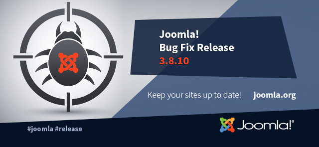 Joomla 3.8.9/3.8.10 Security And Bug Fixes Release!