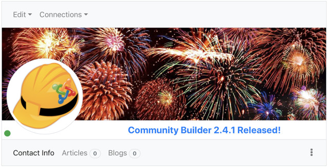 Community Builder Joomla Social Networking