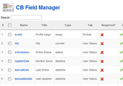 CB Field Manager